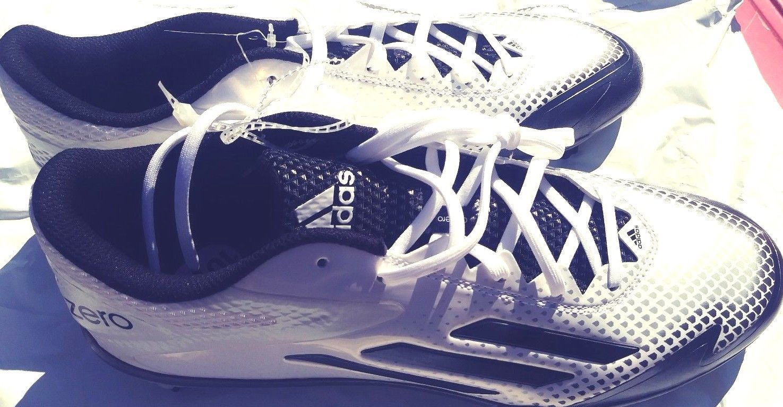 official photos b051e b6485 Adidas Adizero Afterburner Mens Baseball Cleats - Brand New. ART S85704