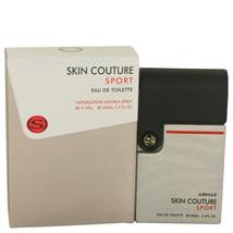 Armaf Skin Couture Sport By Armaf Eau De Toilette Spray 3.4 Oz For Men - $33.29