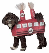 Poop Factory Pet Dog Costume Halloween Funny Unique GC5084 - €37,40 EUR+