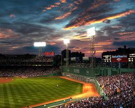 Fenway Park Boston Red Sox SFOL Vintage 11X14 Color Memorabilia Photo - $14.95