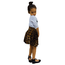 "Summer New Fashion Mommy&Me Girl""s Sleeveless Leopard Print Printing Sli... - $18.90"