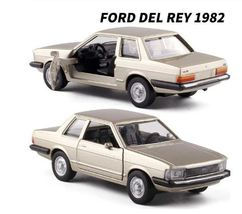 An item in the Toys & Hobbies category: Metal Car Model 1:36 Scale Antique car VW/Ford/Alfa Romeo Diecast Automobile - 2