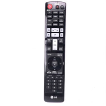Used Original AKB73175701 For LG AV Audio Home Theatre System Remote Con... - $8.79