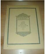 Schirmer's Library 1898 BIEHL~25 Easy & Progressive Studies Op. 44 Book II - $19.76