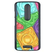 Condom Motorola Moto G3 case Customized premium plastic phone case, design #6 - $12.86