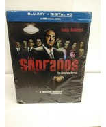 The Sopranos - The Complete Series (Blu-ray Disc, 2014, 28-Disc Set) - $74.05
