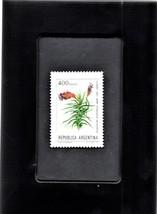 Tchotchke Framed Stamp Art Collectable Postage Stamp - Carnation of The Air - $8.95
