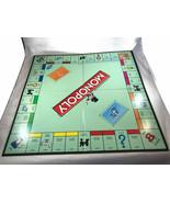 2013 Hasbro Games Monopoly Board and Pieces. No box. - $23.91