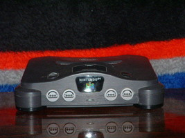 Pre-Owned Nintendo 64 Video Game Console ( Console ONLY) - $38.61