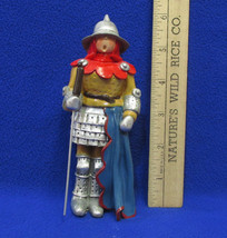 1999 Enesco Donna Little Soldier Knight Guard Figurine Statue Resin - $14.84