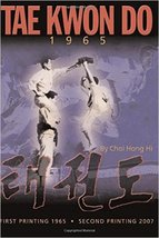 Tae Kwon Do 1965 Paperback Book Choi Hong Hi Korean Karate - $39.95