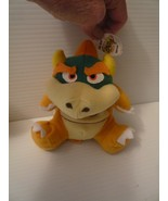 "1997 Nintendo 64 SUPER MARIO BEAN BAG Plush BOWSER 7"" MINT HTF - $34.65"
