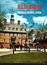 Williamsburg - Virgina's Colonial Capital byWalyer H. Miller - $4.95