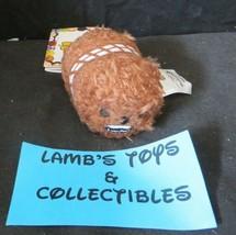 "Chewbacca (tm) 3.5"" Tsum Tsum Star Wars USA Disney Store Authentic plush... - $37.99"