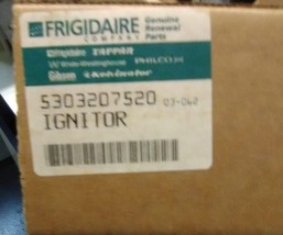 Genuine OEM Frigidaire Flat Igniter 5303207520 - $23.99