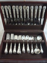 Quadrille by Kirk Sterling Silver Flatware Set for 12 Service 60 Pieces  - $3,900.00