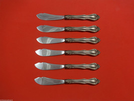 George & Martha by Westmorland Sterling Silver Trout Knife Set 6pc HHWS  Custom - $407.55