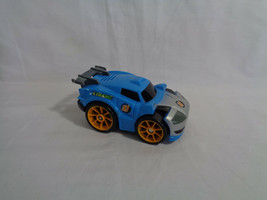 Fisher Price Mattel 2006 Blue / Silver Car - as is - $2.48