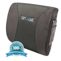 Soft&Care Lumbar Support Back Pillow – Premium Lumbar Pillow - Lower Bac... - $29.57