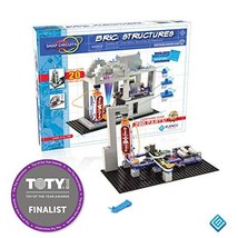 Snap Circuits BRIC: Structures ~ Brick and Electronics Exploration Kit | Over 20