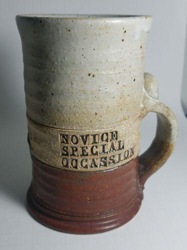 VTG Bradley University Novice Special Occasion 2nd placer Pottery Mug by Flagg