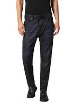 Diesel Men's Designer Army Camo Denim Sweat Jogger Stretch Jeans Narrot 0686J