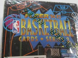 1994/95 Fleer Series 2 Basketball 36 Pack Box SEALED - $24.99