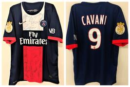 Jersey / Shirt PSG / Paris Saint-Germain Nike 2013-2014 Autographed by t... - $1,000.00