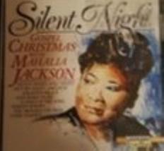 Gospel Christmas: Silent Night by Mahalia Jackson Cd image 1