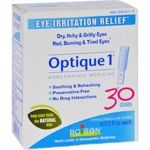 Boiron Optique 1 Eye Drops - 30 Count - $30.25
