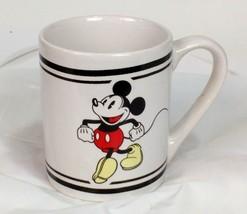 Mickey Mouse Coffee Mug, Disney, Gibson, Dishwaher Safe - $13.97