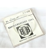 BDB 39mm 3D Close-Up Supplementary Lens Glass In Original Packaging - $12.29