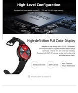 LEMFO LEM8 Smart Watch Android 7.1 LTE 4G Sim WIFI 1.39 Inch 2MP Camera ... - $143.90