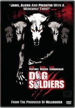 Dog Soldiers DVD - $5.95