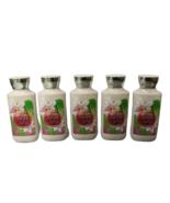 (Set of 5) Bath & Body Works Wild Honeysuckle Body Lotion Shea & Vitamin e - $44.89