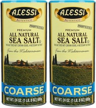 Alessi Premium All Natural Sea Salt From the Mediterranean - $15.00