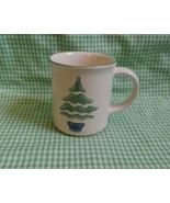 Pfaltzgraff Christmas Tree Coffee Mug 289 FREE US SHIPPING - $12.86