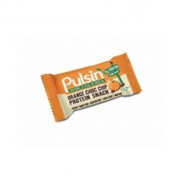 Primary image for Pulsin - Orange Choc Chip Protein Snack 50g X 18