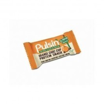 Pulsin - Orange Choc Chip Protein Snack 50g X 18 - $39.87
