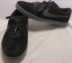 291ec864c4e Nike Zoom SB Eric Koston Signature Model Black Shoes Sz 11.5 Skateboarding  Clear