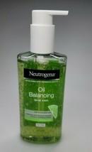Neutrogena Oil Balancing Facial Wash with Lime & Aloe Vera   Oil Free 200ml - $26.99