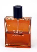 Bath & Body Works Sensual Amber Eau de Toilette 1.7 oz Discontinued EDT ... - $24.95