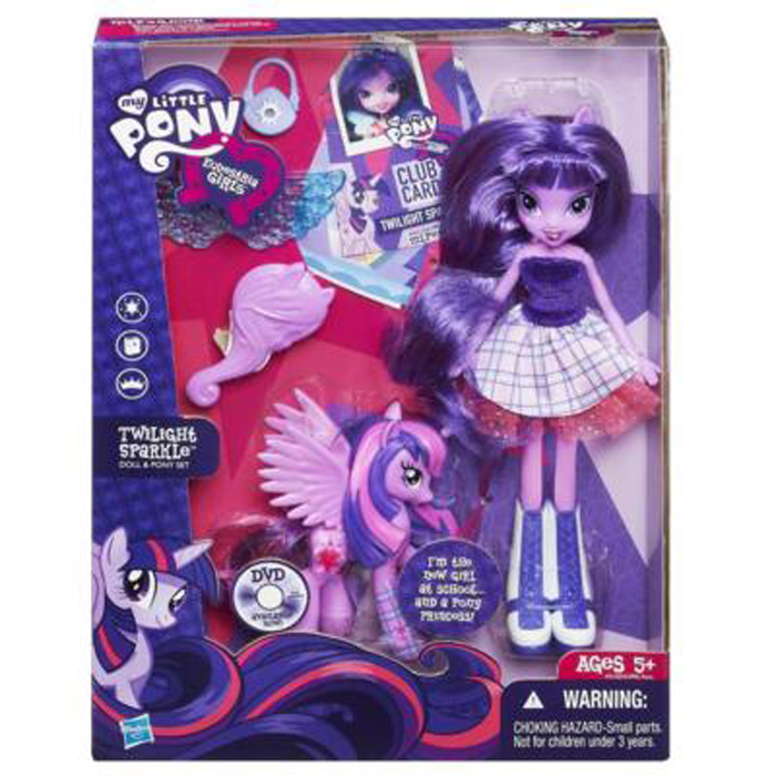 Image 4 of My Little Pony Equestria Girls Twilight Sparkle 9