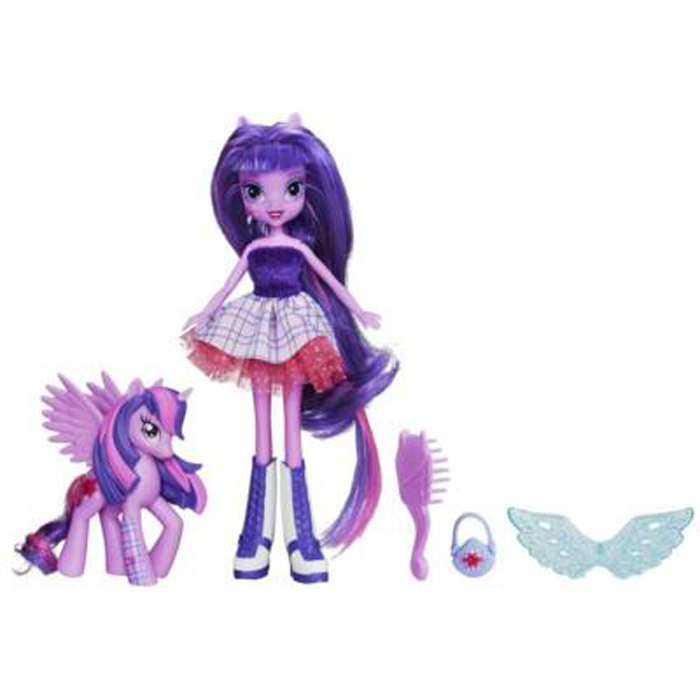 Image 3 of My Little Pony Equestria Girls Twilight Sparkle 9