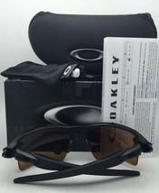 New OAKLEY Sunglasses FLAK 2.0 XL OO9188-01 Matte Black Frames w/ Black Iridium