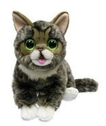 Lil' Bub Plush Cat  by Cuddle Barn  - $465,26 MXN