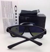 New OAKLEY Sunglasses HOLD ON OO9298-08 Matte Black Frame w/ Violet Iridium Lens