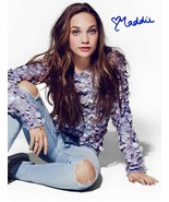 "MADDIE ZIEGLER of "" DANCE MOMS "" SIGNED POSTER PHOTO 8X10 RP AUTOGRAPHED   - $19.99"