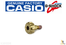CASIO G-Shock Gravity Master GPW-1000GB-1A Watch Band Screw Male Gold (QTY 1) - $28.75