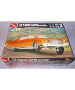 AMT Ertl 1970 Monte Carlo Lowrider Auto Model K... - $19.95